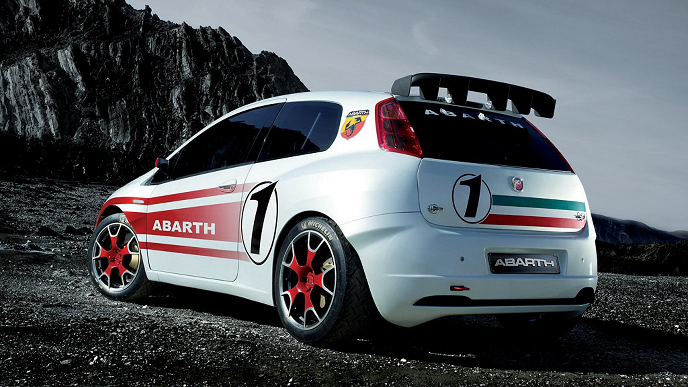 abarth grande punto s2000 za top range. Black Bedroom Furniture Sets. Home Design Ideas